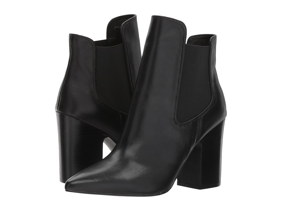 Kristin Cavallari Starlight Bootie (Black Smooth) Women's Dress Boots