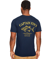 Captain Fin - Fish Market Tee
