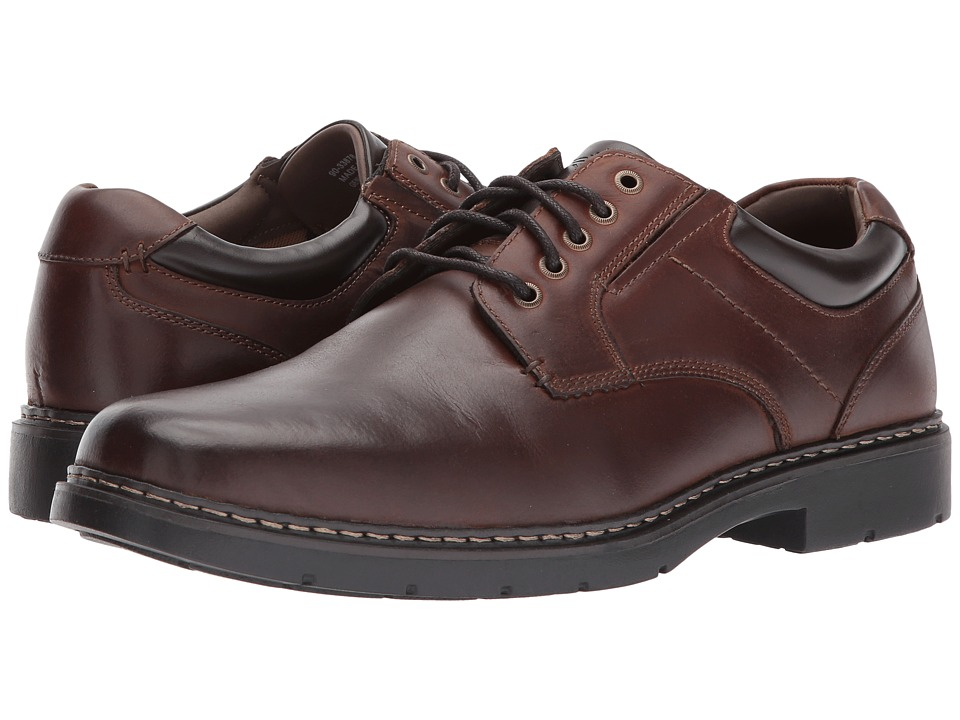 Dockers Norwich (Cognac Waxy Burnished Full Grain) Men
