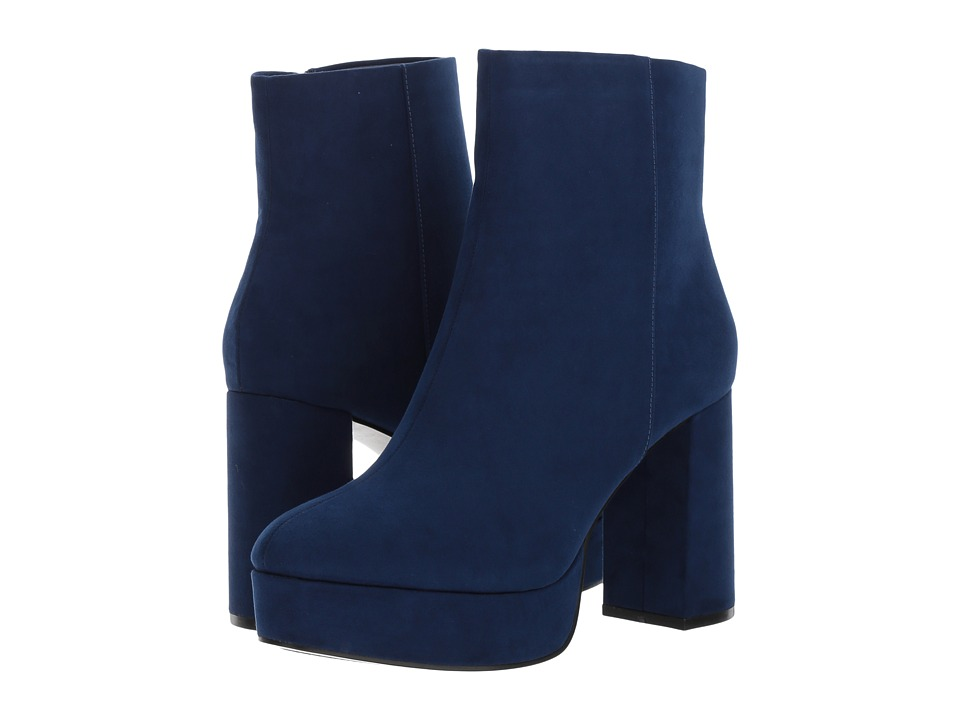 Chinese Laundry Nenna (Navy Micro Suede) Women