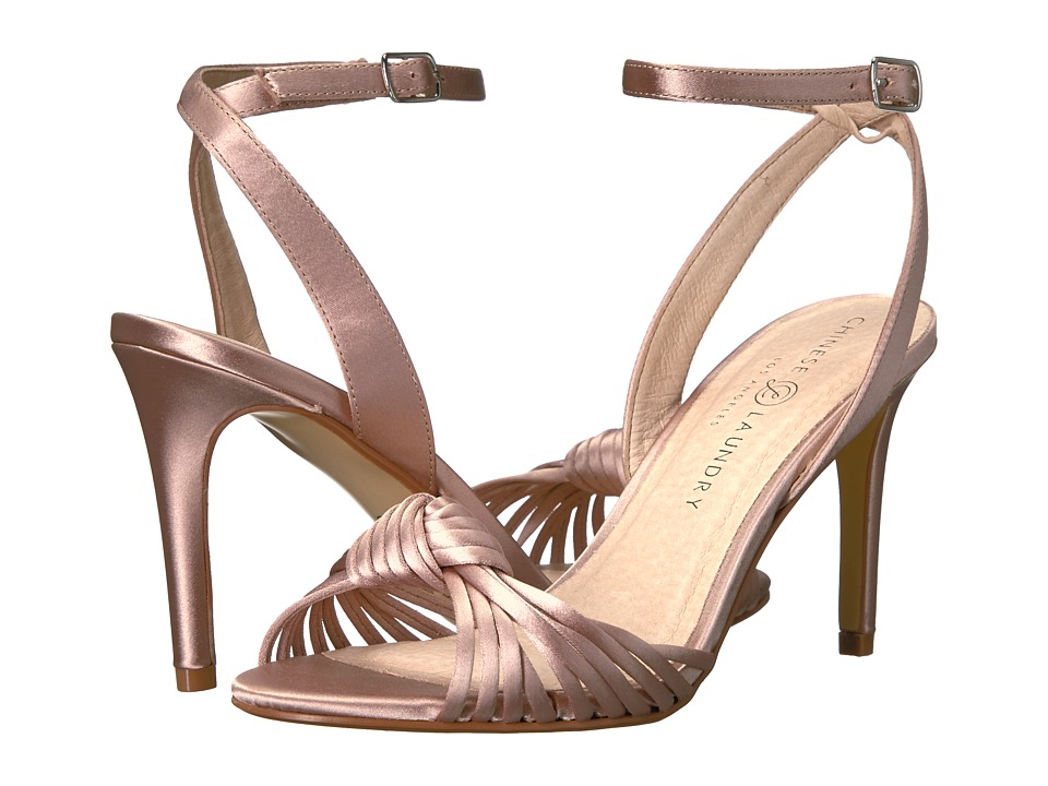 Chinese Laundry Selina (Nude Satin) High Heels