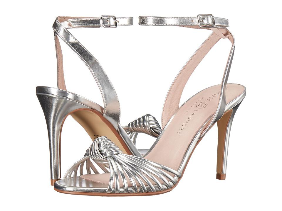 Chinese Laundry Selina (Silver Metallic) High Heels