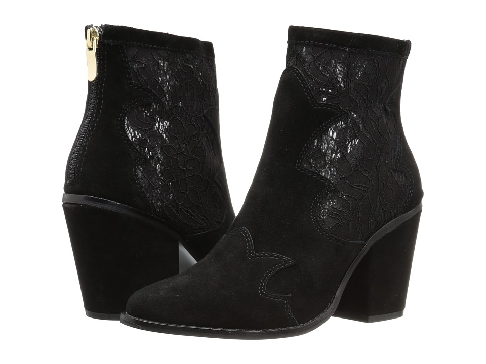 Chinese Laundry Sharp (Black Lace Suede) Women