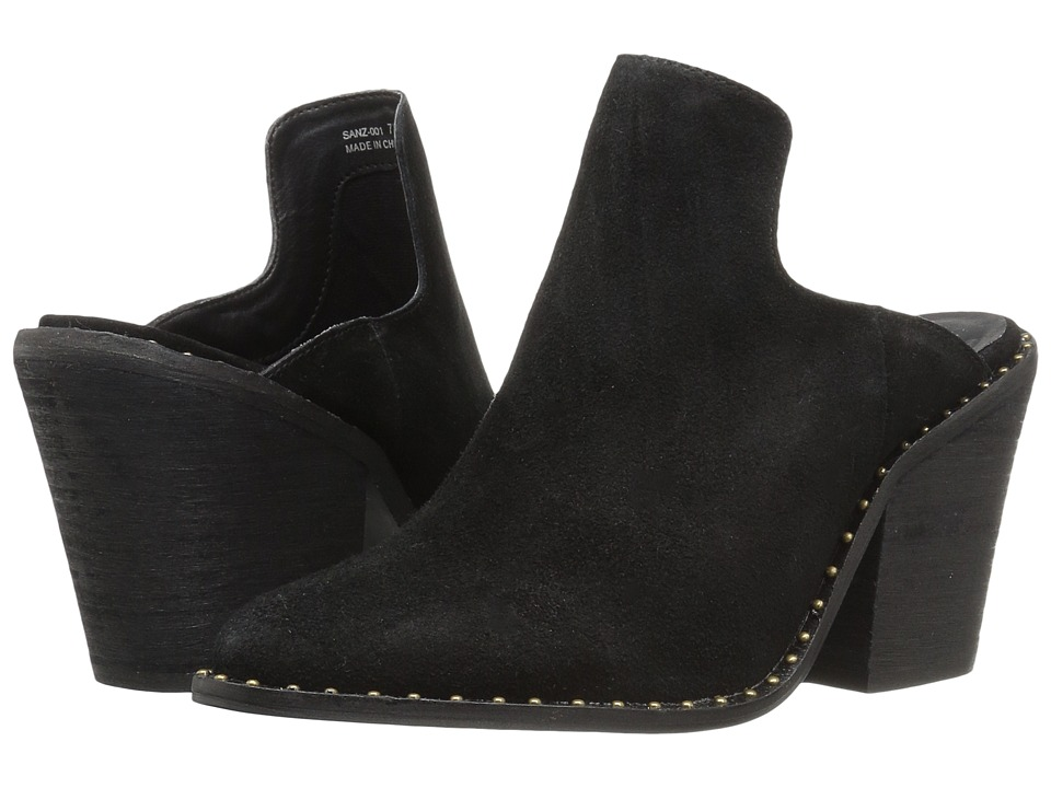 Chinese Laundry Springfield (Black Suede) High Heels