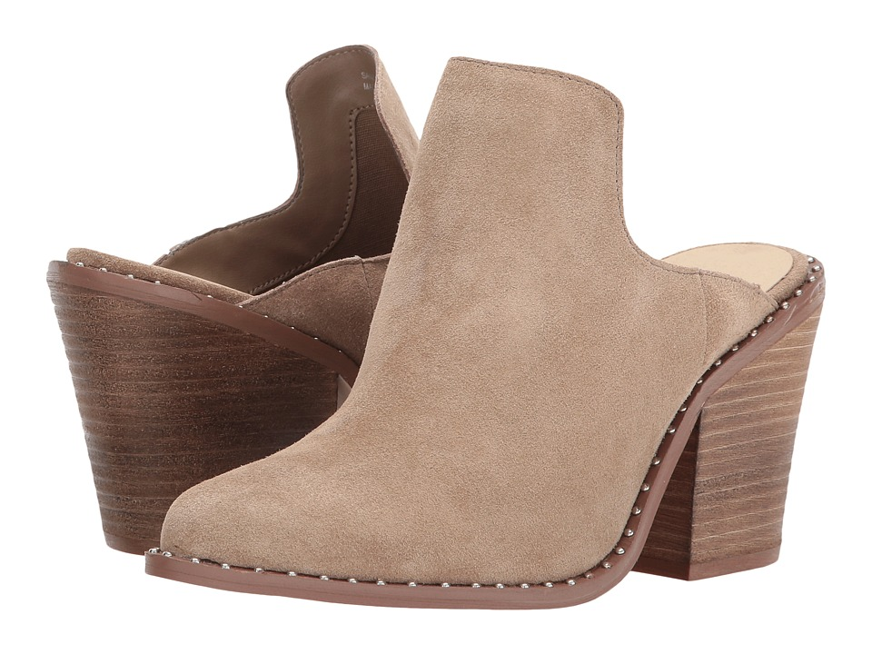 Chinese Laundry Springfield Mule (Mink Suede) High Heels
