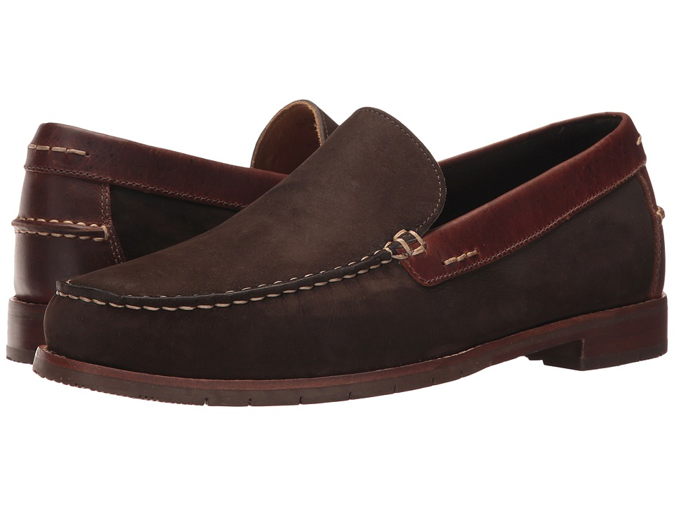 G.H. Bass & Co. Holmes (Brown Nubuck) Men