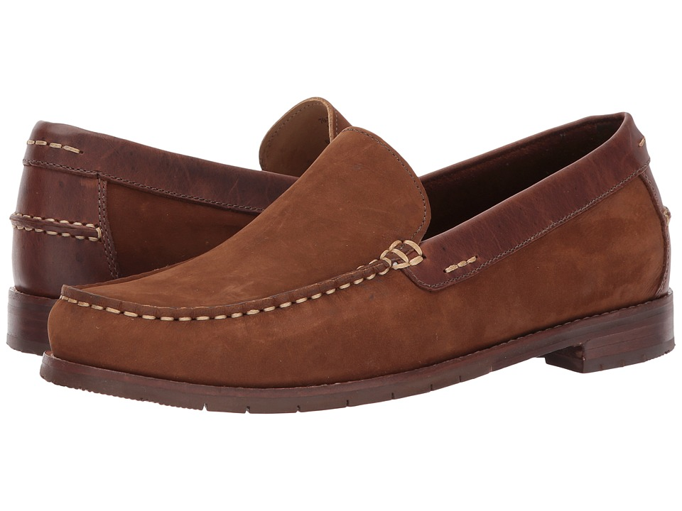 G.H. Bass & Co. Holmes (Tan Nubuck) Men
