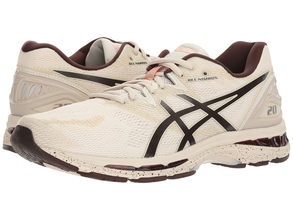 Asics GEL-Nimbus(r) 20 SP (Birch/Coffee/Blossom) Men's Ru...