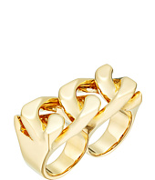 Marc Jacobs - Respect Double Link Ring