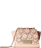 ZAC Zac Posen - Eartha Iconic Mini Crossbody - Floral Applique