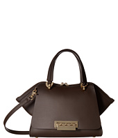 ZAC Zac Posen - Eartha Iconic Small Double Handle - Solid