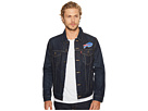Levi's(r) Mens Bills Sports Denim Trucker