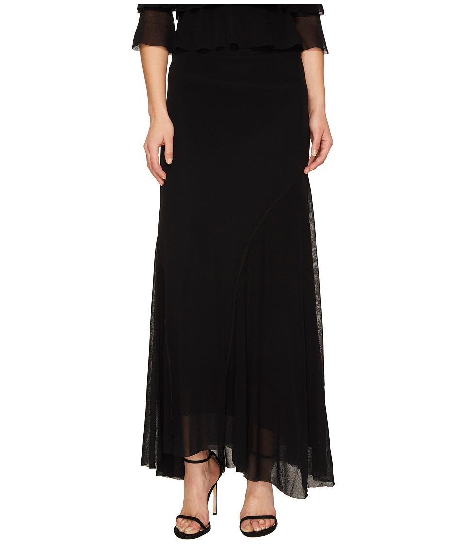 FUZZI - Long Multi Tulle Skirt