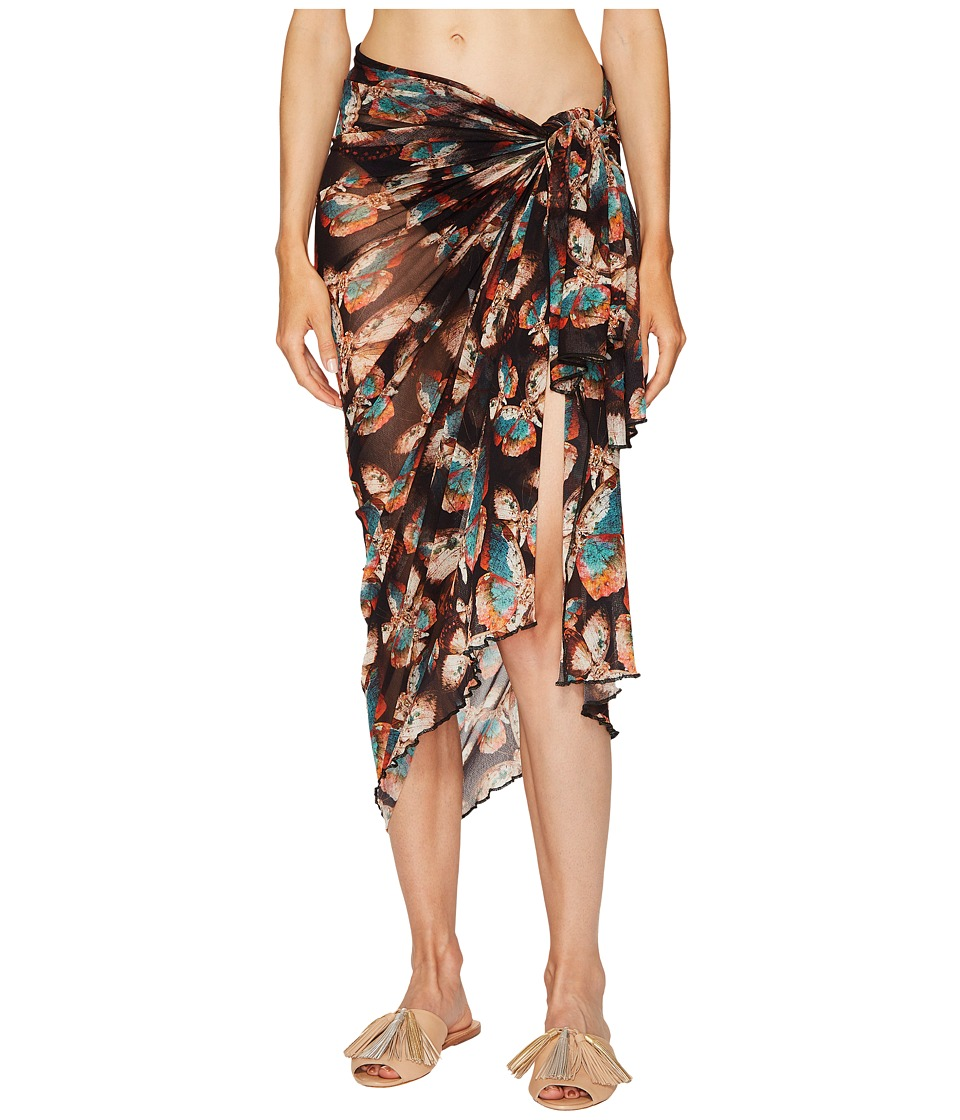 FUZZI - Butterfly Tulle Pareo Cover-Up