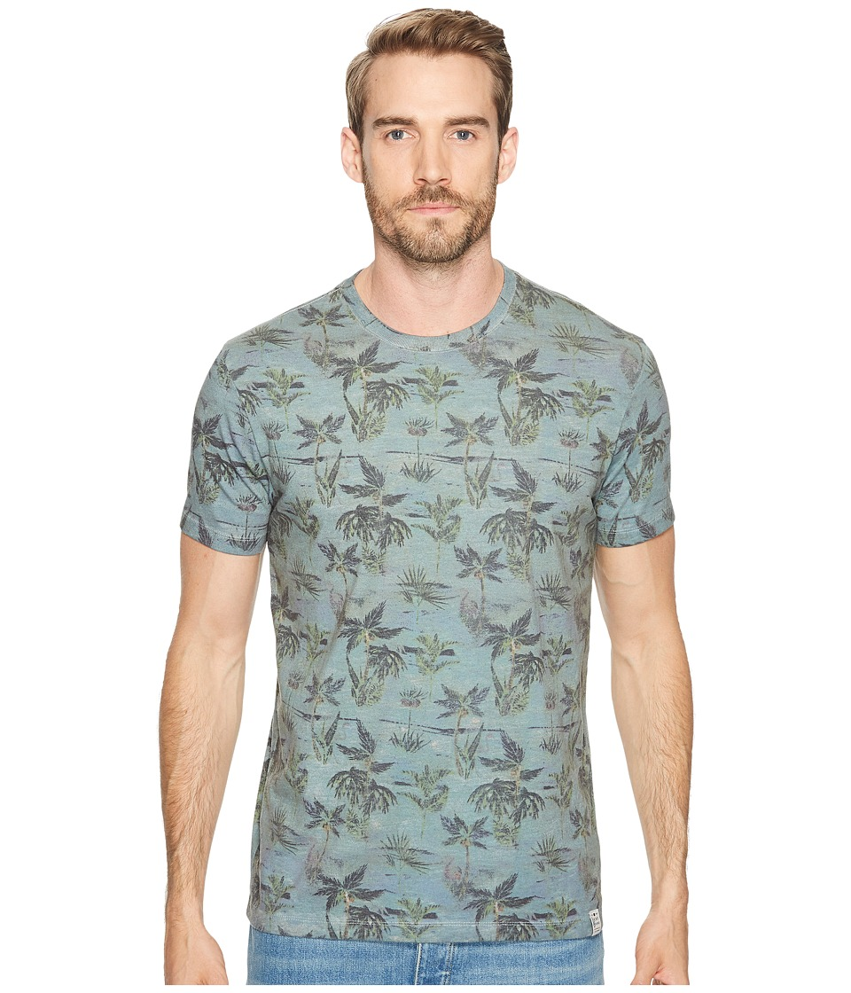 Lucky Brand South Beach Printed Tee (Multi) Men