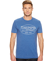 Lucky Brand - World's Finest Triumph Graphic Tee