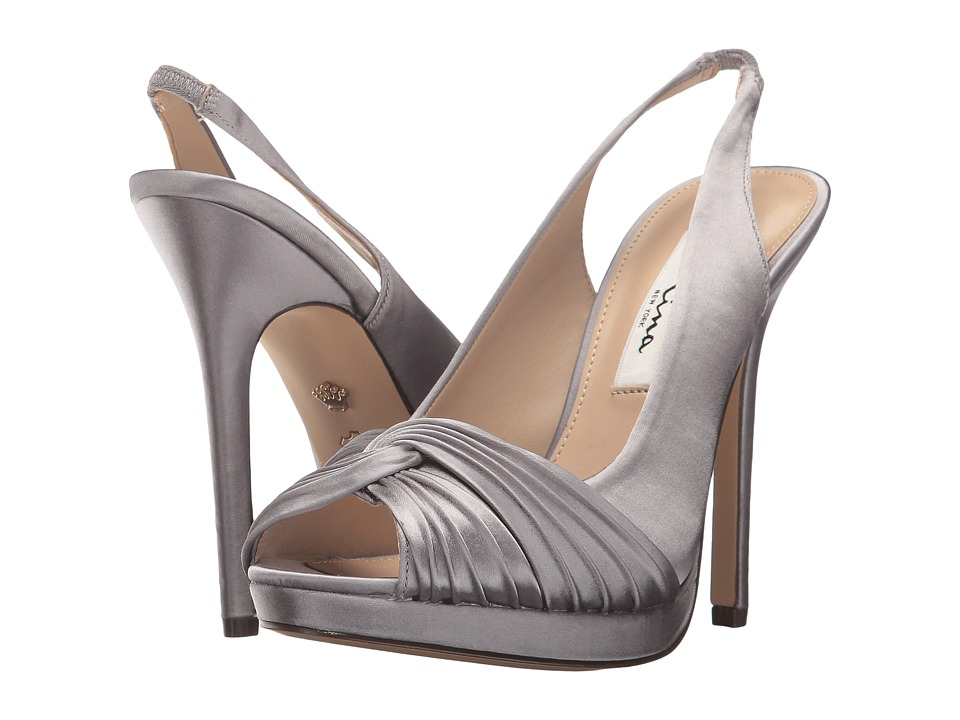 Nina Felyce (Royal Silver) High Heels
