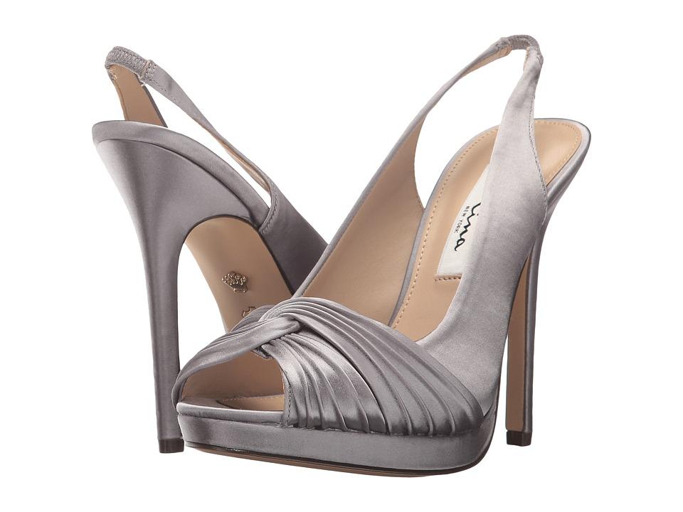Nina Felyce (Royal Silver) High Heels