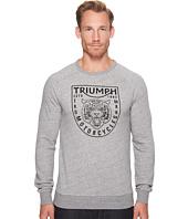 Lucky Brand - Triumph Crew Sweatshirt