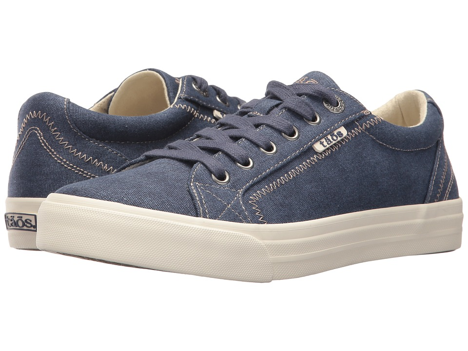Taos Footwear Plim Soul (Blue Wash Canvas) Women