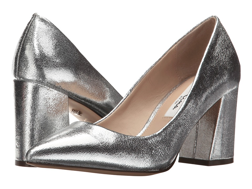 Nina Tinsley (Silver) High Heels