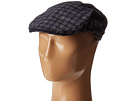 Country Gentleman British Classic Patterned Flat Ivy Cap