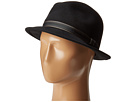 Country Gentleman Clooney Fedora Hat with Contrast Band
