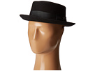 Country Gentleman Walt Wool Pork Pie Hat
