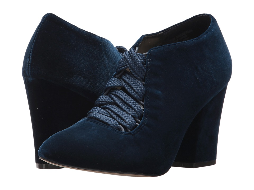 Nine West Sweeorn (Navy/Navy Fabric) Women