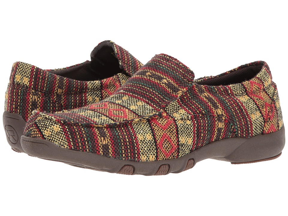 Roper Johnnie (Brown) Slip-On Shoes