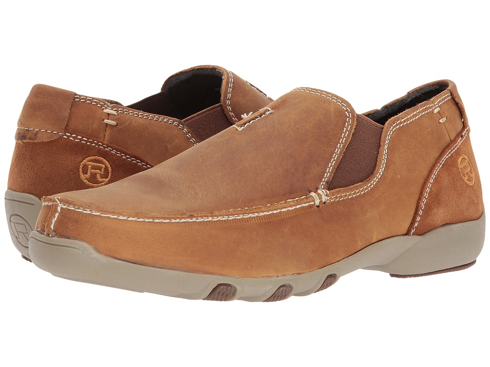 Roper Buzzy (Tan) Slip-On Shoes