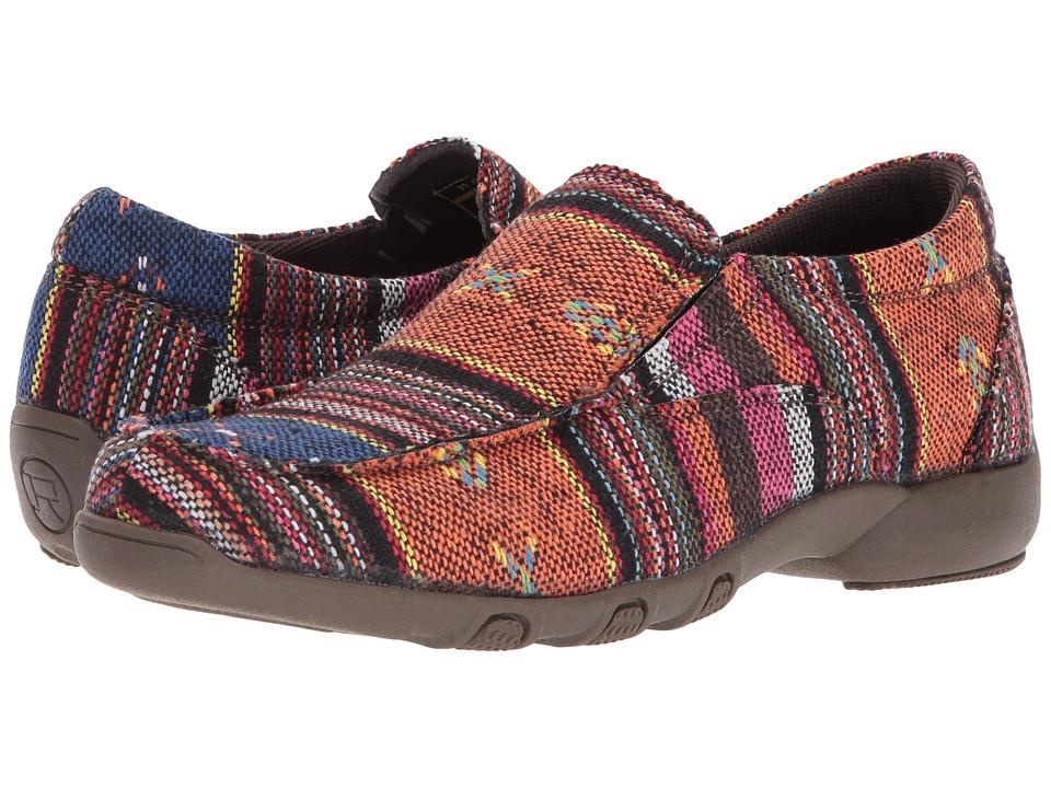 Roper Johnnie (Light Beige) Slip-On Shoes