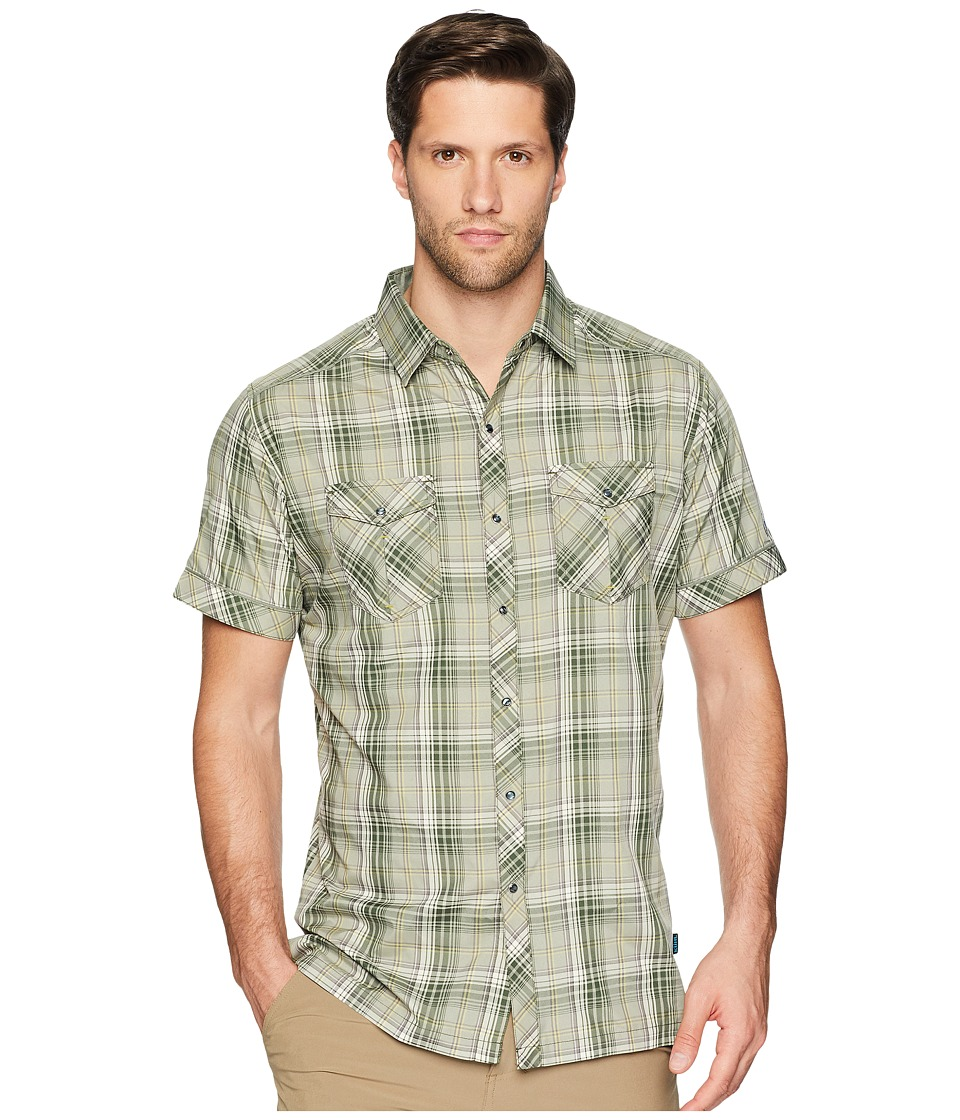 KUHL - Konquer S/S (Agave) Mens Short Sleeve Button Up