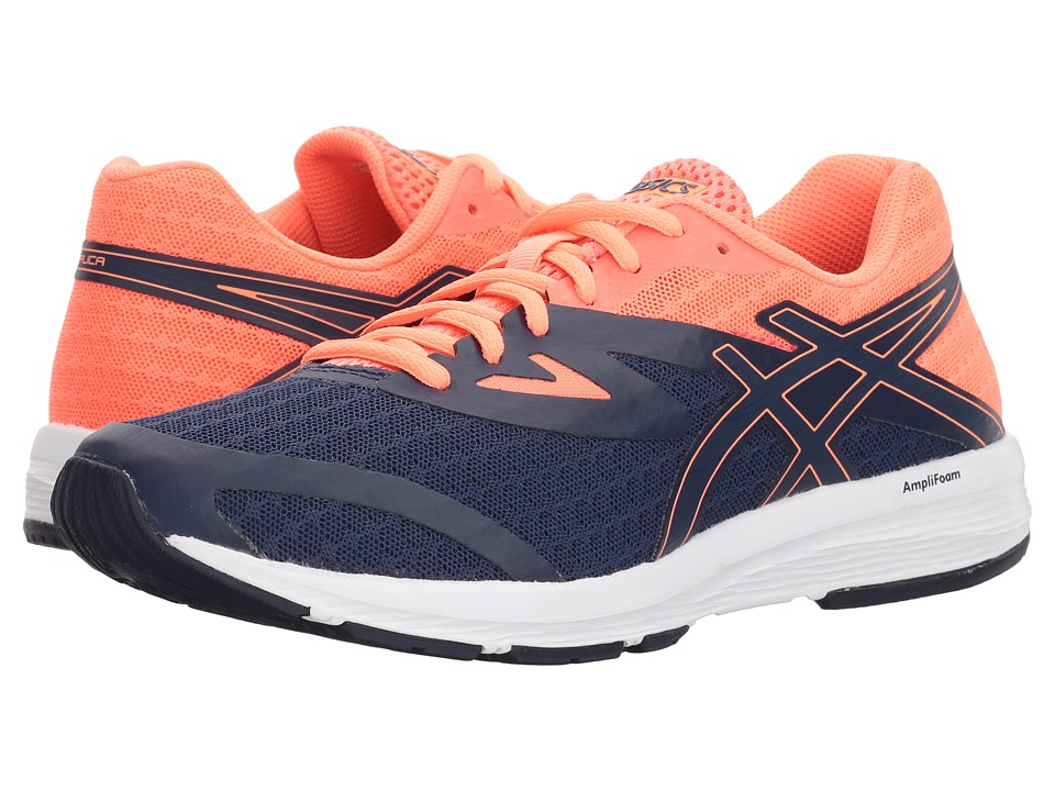ASICSGEL-SOLUTION SPEED 3 CLAY L.E. - Outdoor tennis shoes - flash coral/canteloupe/apricot r83vlMI