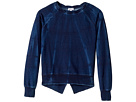 Splendid Littles Baby French Terry Indigo Sweatshirt (Big Kids)