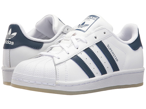 adidas originals superstar 2 kids white