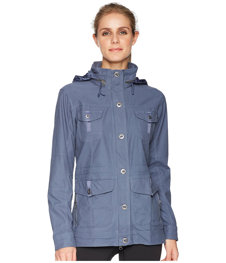 KUHL - Rekontm Jacket (Slate Blue) Womens Jacket
