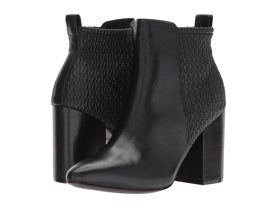 Cole Haan Aylin Bootie (Black Leather) Women