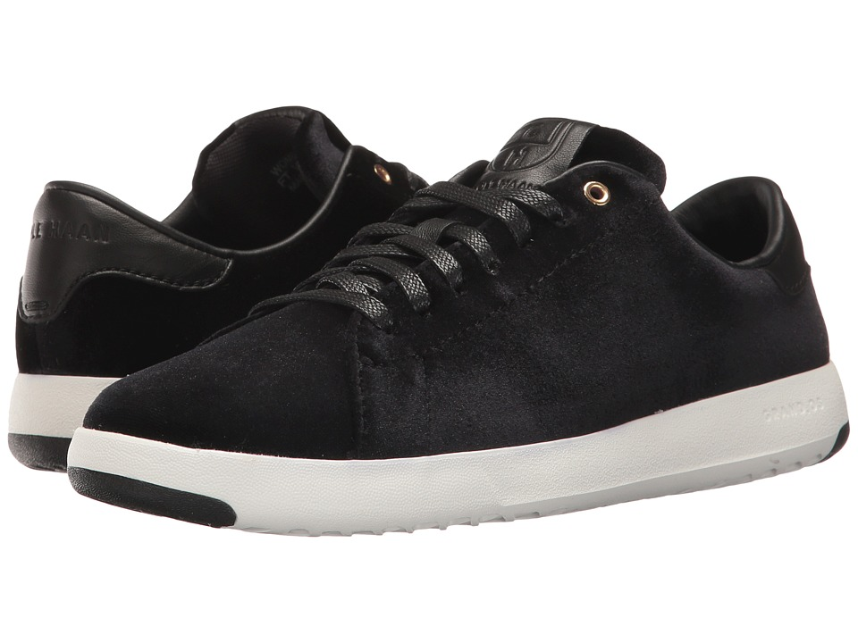 Cole Haan Grandpro Tennis (Black Velvet) Women