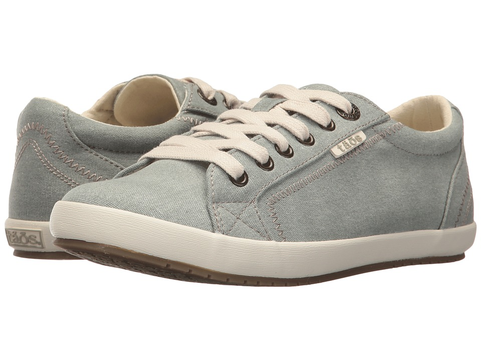 Taos Footwear Star (Sage Wash Canvas) Women