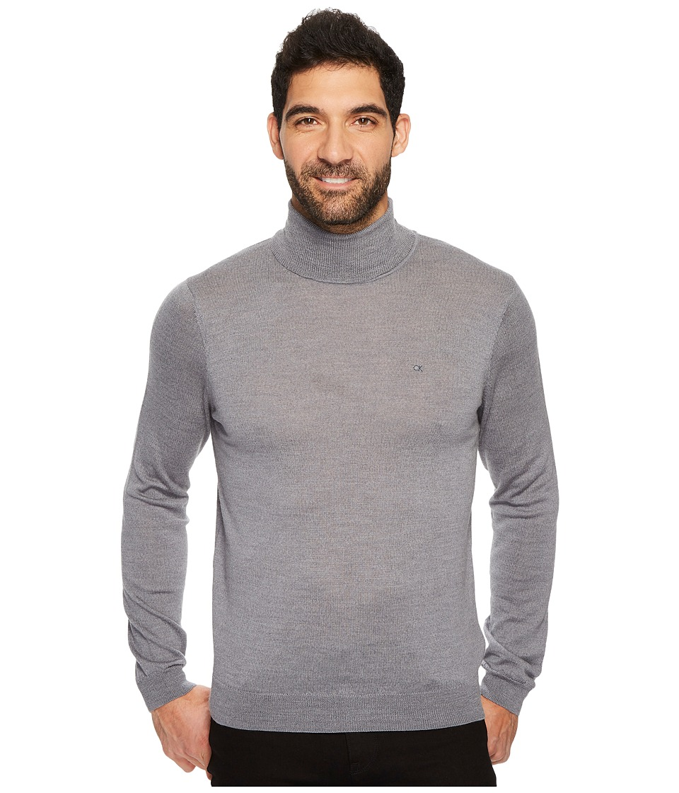 Calvin Klein Merino Turtleneck Sweater (Albenga) Men