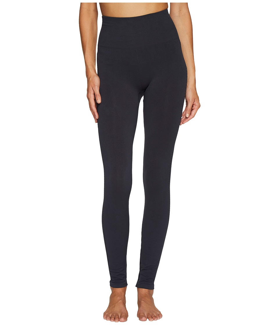 Free People Movement - Barely There Leggings (Black) Womens Casual Pants