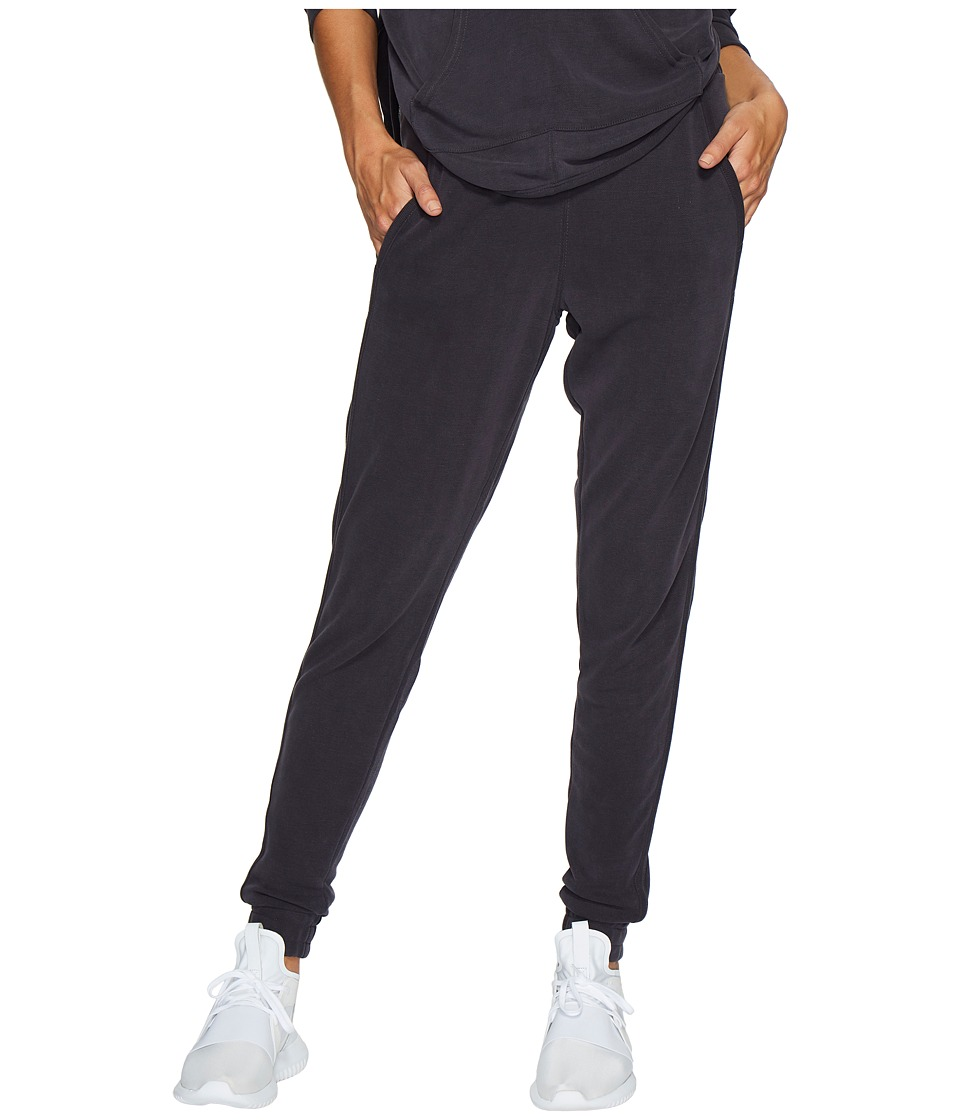 Free People Movement - Back into It Jogger (Black) Womens Casual Pants