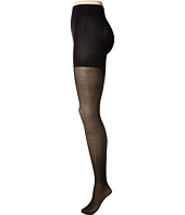 HUE - Diamond Mesh Shaping Tights