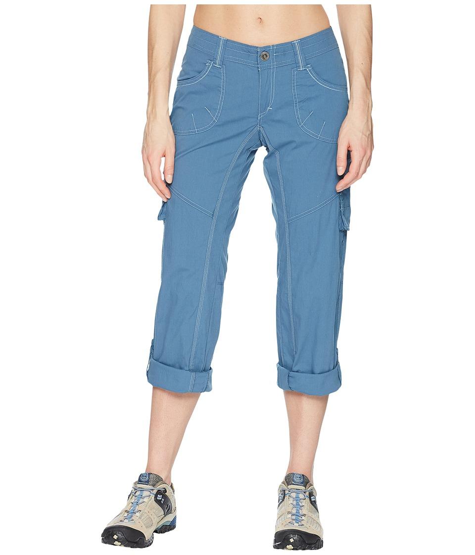 KUHL Kontra Cargo Pants (Tidal Wave) Women