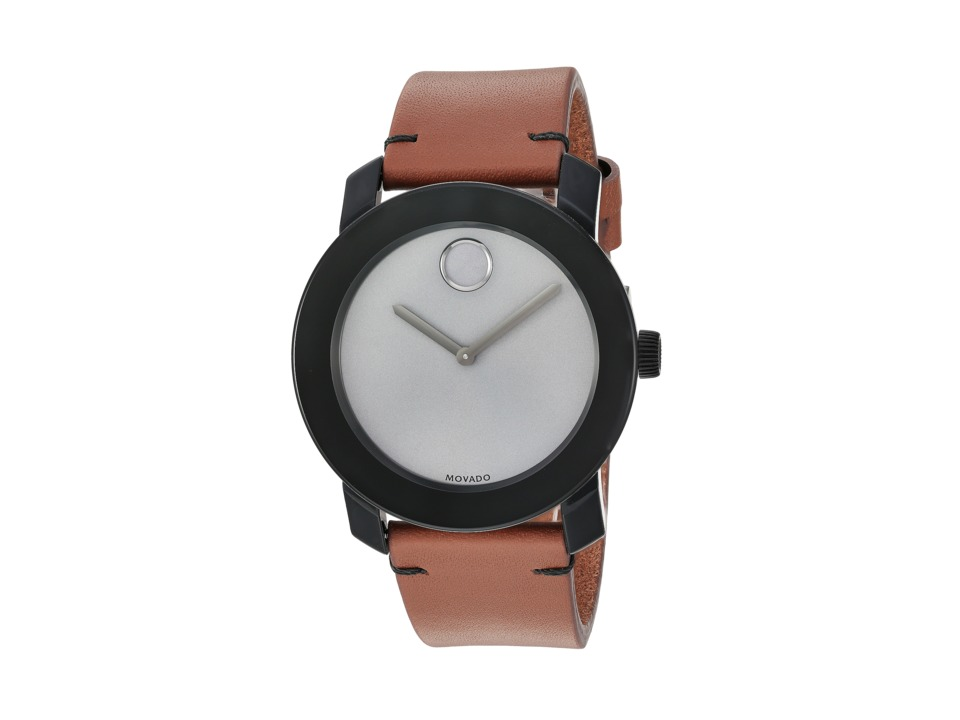 Movado - Bold - 3600442 (Black TR90/Stainless Steel) Watches