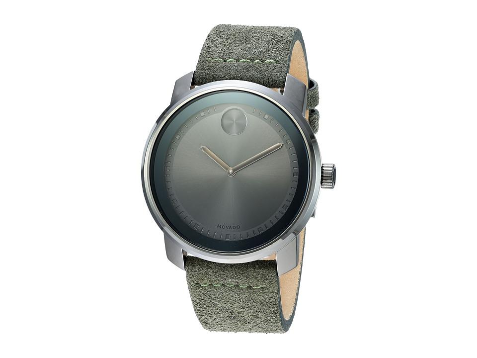 Movado - Bold - 3600448 (Gunmetal) Watches