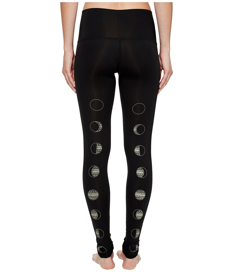 teeki - Moon Dance Hot Pants (Black) Womens Casual Pants
