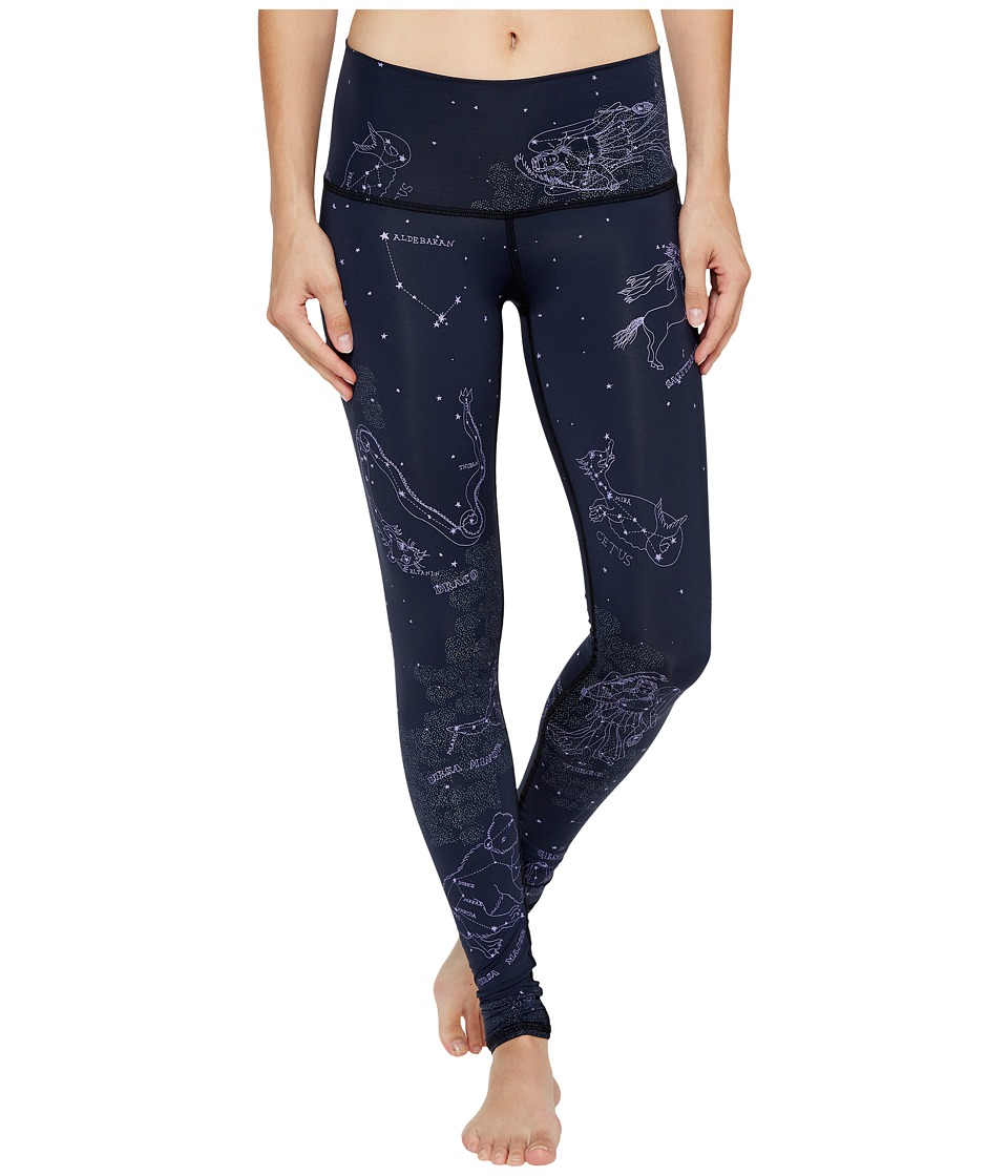 teeki - Stardust Hot Pants (Navy) Womens Casual Pants