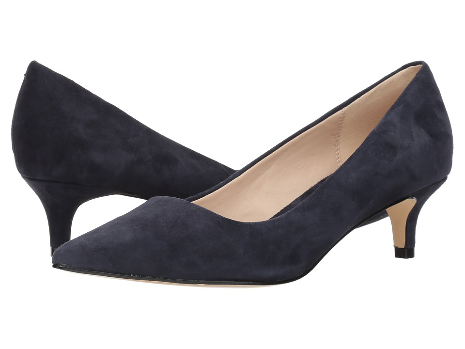 Pelle Moda Dena (Midnight Suede) Women